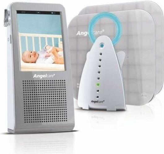 Angelcare AC 1100 kamerás légzésfigyelő kétirányú bébiőr