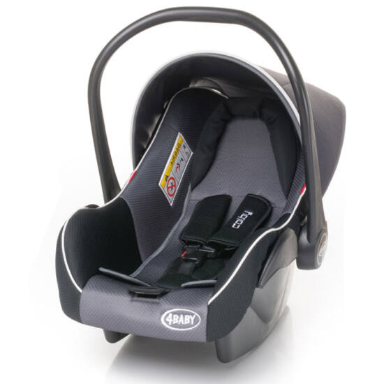 4 Baby Colby autósülés és hordozó (0-13 kg)