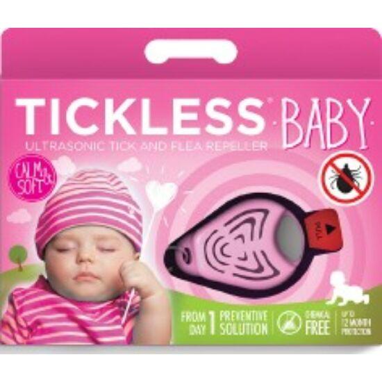 Tickless Ultrahangos kullancsriasztó kisbabáknak