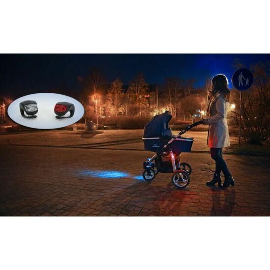 Babakocsi Helyzetjelző LED Lámpa