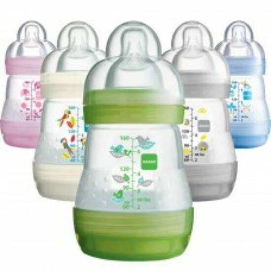 MAM Anti-Colic Cumisüveg (160ml)