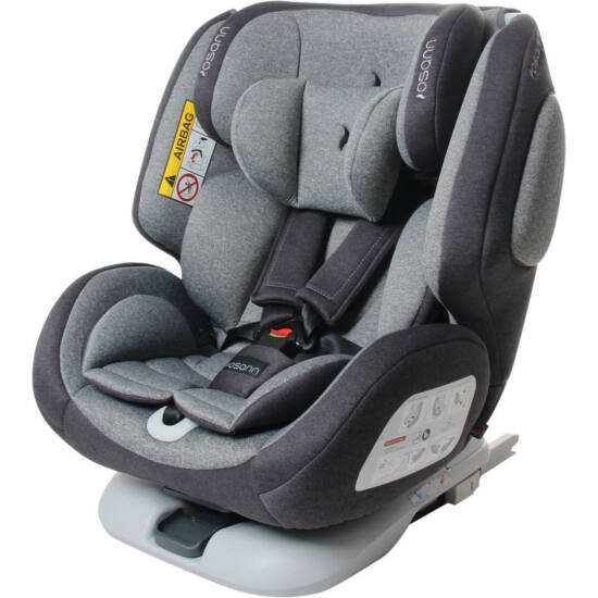 Osann One360° ISOFIX Autós Gyerekülés 0-36kg-ig