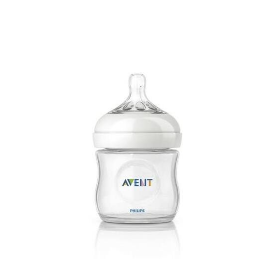 Avent Natural Cumisüveg (60 ml)